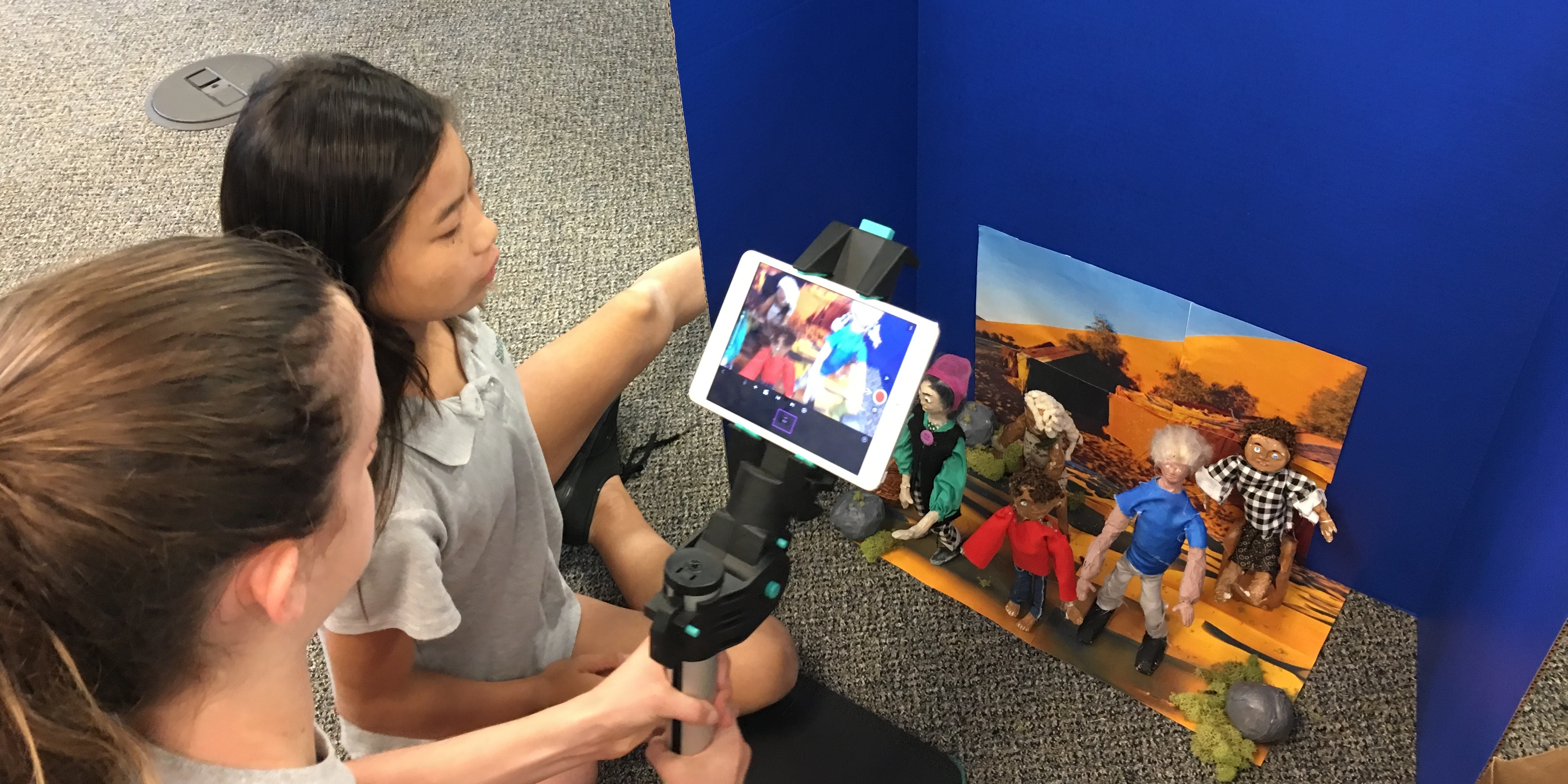 Middle School iPad program educational technology best practices