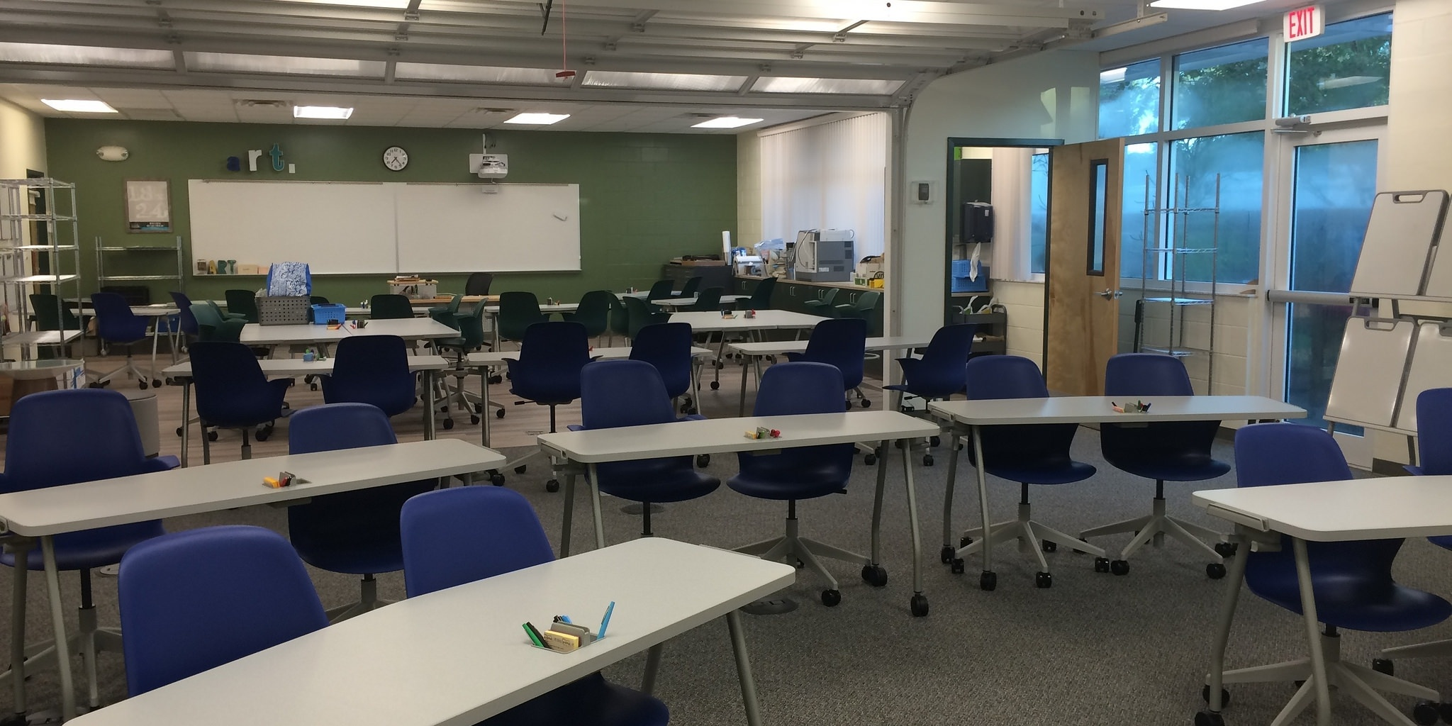 Shorecrest Active Learning Classroom Exceptional Classroom Design