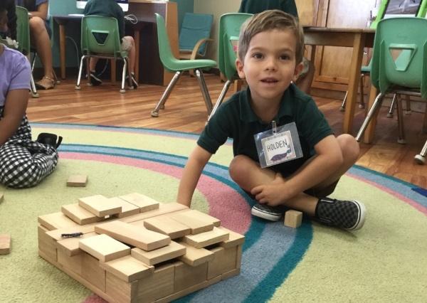 Experiential School of Tampa Bay preschool program St. Petersburg