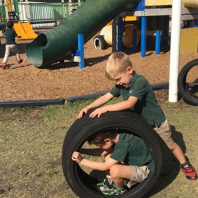 Outdoor free play is critical to early childhood development