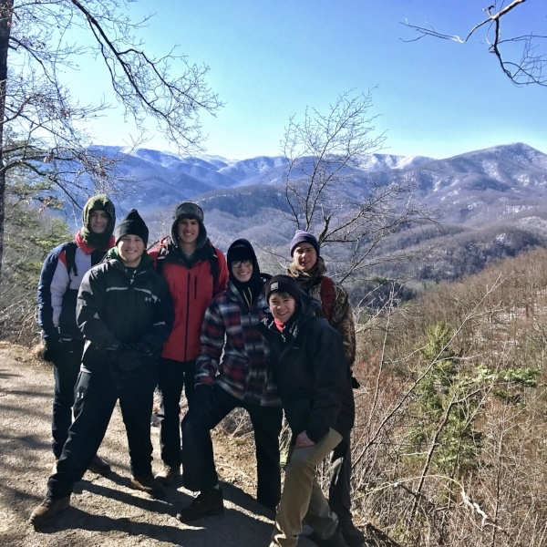 Shorecrest Service in Smoky Mountains