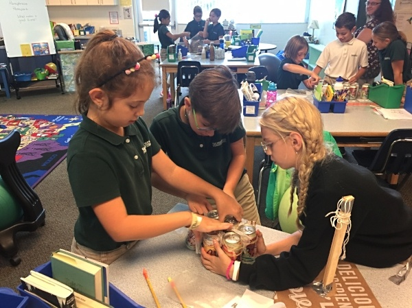 Project based learning at Shorecrest