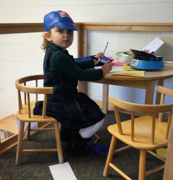 Lost art of letter writing - bring it back to preschool
