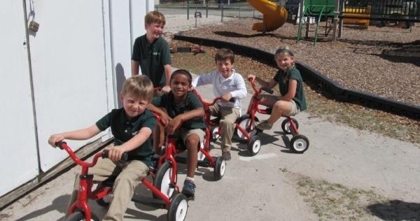 Kindergarten at Shorecrest St Petersburg FL