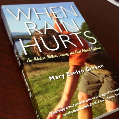 When Rain Hurts by Mary Greene