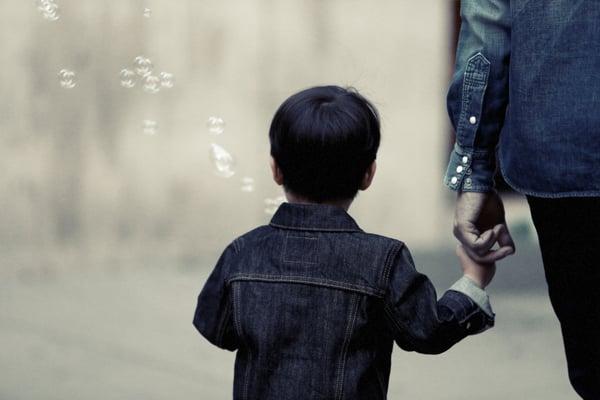 Good parenting love children
