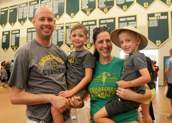 our family loves shorecrest