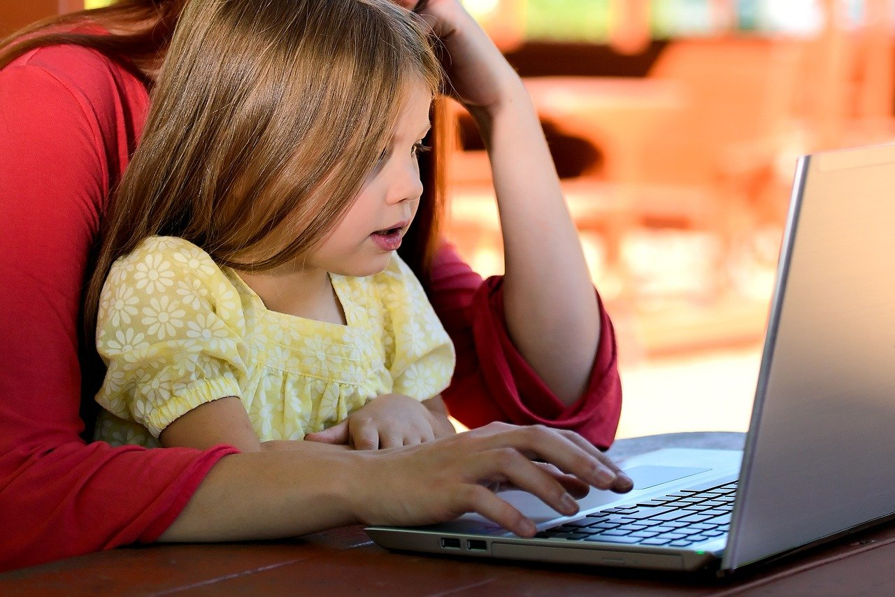 Technology and screen time pose questions for parents of young children