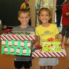 Shorecrest Holiday Gift Drive