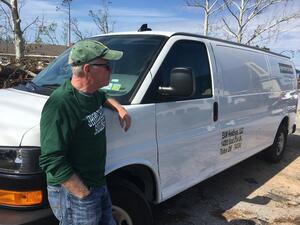 Shorecrest Headmaster personally drives donations