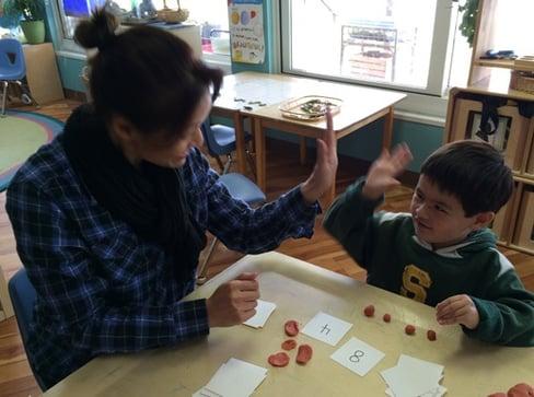 preschool math skills